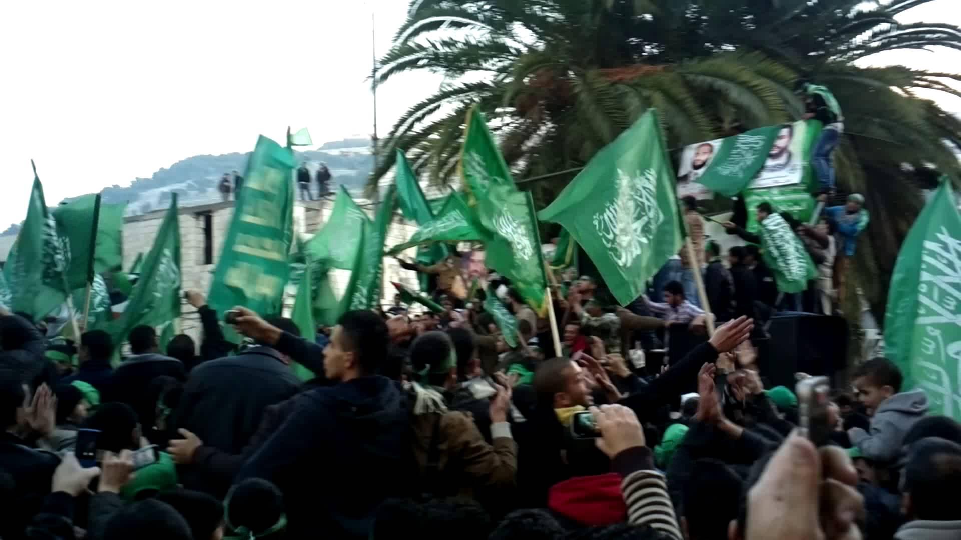 """حماس تسعى إلى اتفاق """"متدرج"""" للتهدئة  مع اسرائيل"""