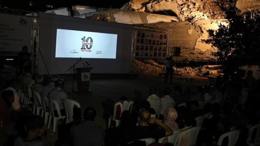 """""""العين الثالثة"""" يوثق """"انتهاكات"""" إسرائيل بحق الصحفيين في غزة"""