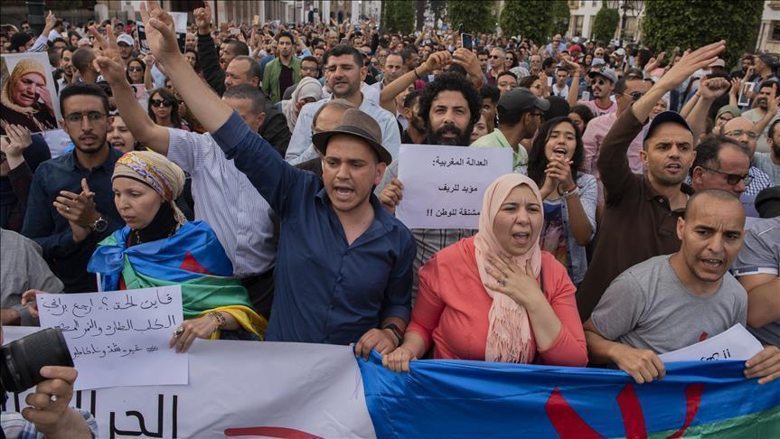 """المغرب.. عفو ملكي ل 170 من معتقلي """"حراك الريف"""""""