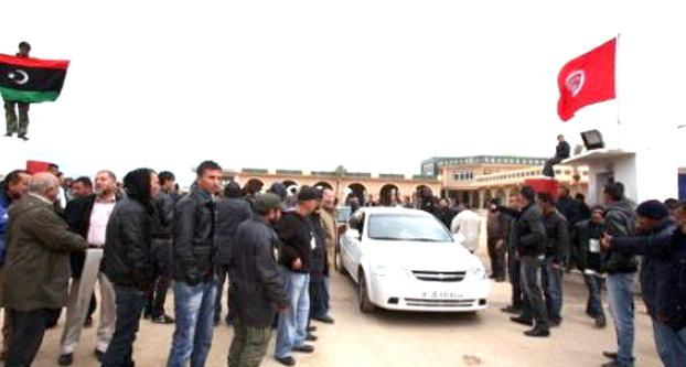 تعثر المفاوضات لإعادة فتح معبر رأس جدير بين تونس وليبيا