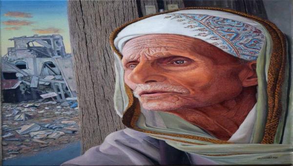 من لوحات ردفان المحمدي