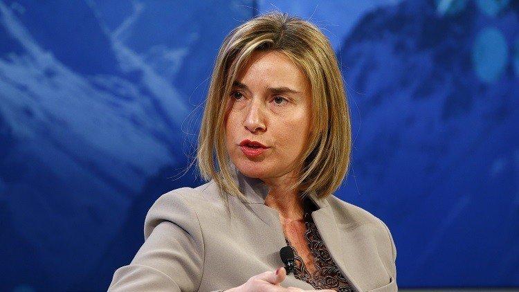 """موغريني:علينا تحمل""""مزيد من المسؤولية """"تجاه أزمة الهجرة"""