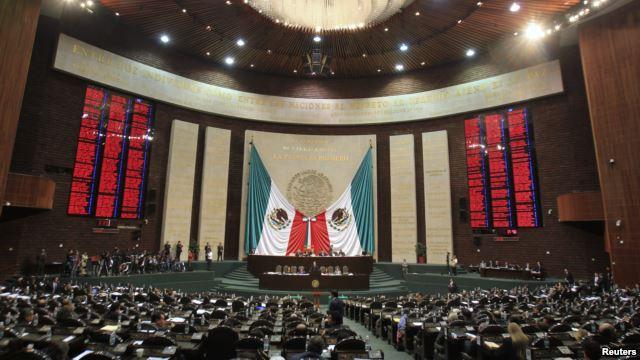 المكسيك تدخل حقبة جديدة بعد سيطرة أغلبية يسارية على الكونجرس