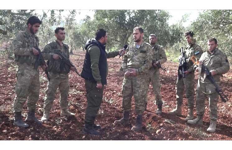 الروس بدأوا التمهيد للهجوم السوري بقصف ادلب وحماة