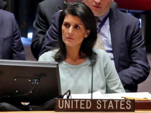 هايلي: أي عملية بإدلب ستكون عملا طائشا والقرار لروسيا