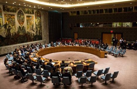 مجلس الامن : ضبط النفس مطلوب ولا حل عسكري في ليبيا