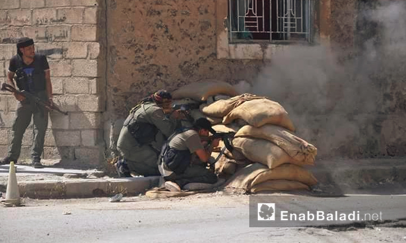 """استنفار في القامشلي بعد قتل """"أسايش"""" لعناصر من قوات الأسد"""
