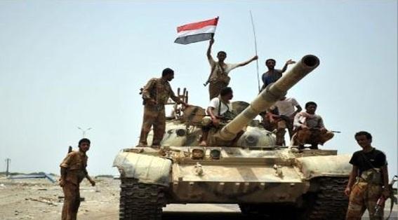 الجيش اليمني الوطني يواصل تقدمه باتجاه محافظة الحديدة