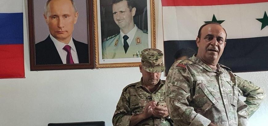 """""""الاندبندنت :  صور """"بوتين"""" و""""الأسد"""