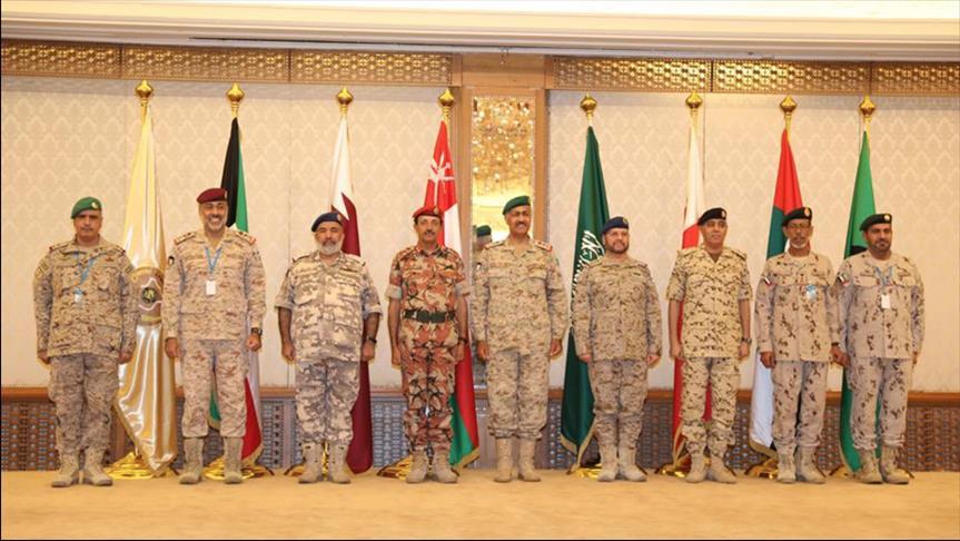 """انطلاق اجتماع رؤساء أركان """"التعاون الخليجي"""" ومصر والأردن"""