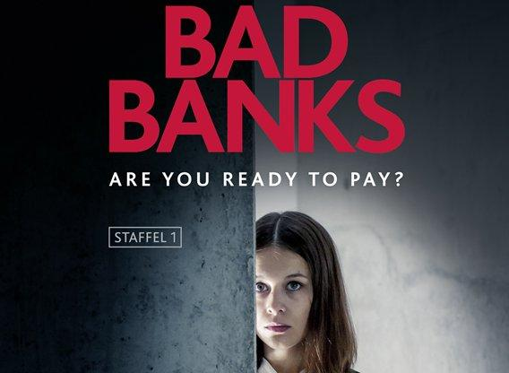 """منح جائزة التمثيل الألمانية لأبطال مسلسل """"بنوك سيئة"""""""