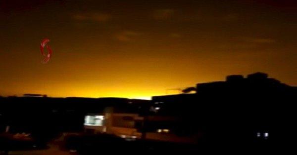 إصابة 11 شخصا في قصف لمدينة اللاذقية غربي سورية