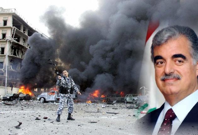 الادعاء العام يكشف روابط سورية لاغتيال الحريري