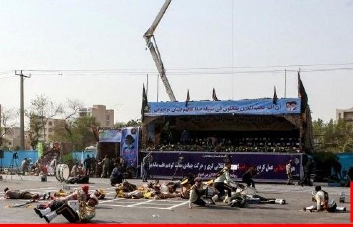 """إيران تحمل"""" بلطجة أمريكا ودماها """"مسؤولية هجوم الاحواز"""