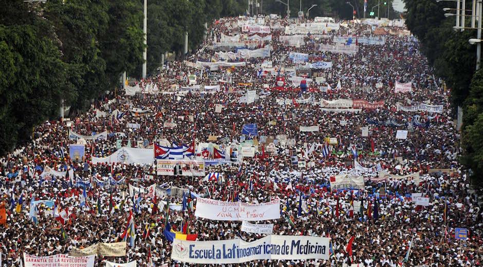 ست دول أمريكية تقدم بلاغا ضد فنزويلا إلى المحكمة الجنائية الدولية