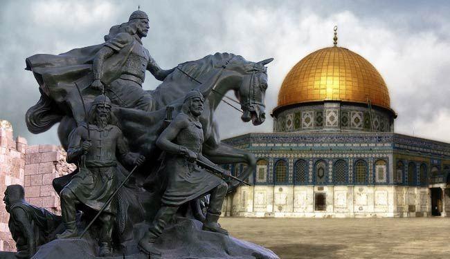 831 عاما من تحرير القدس علي يد صلاح الدين