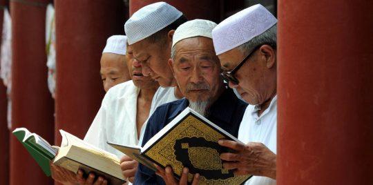 """الصين تعترف بوجود معسكرات سرية لاعتقال المسلمين في """"شينغيانغ"""""""