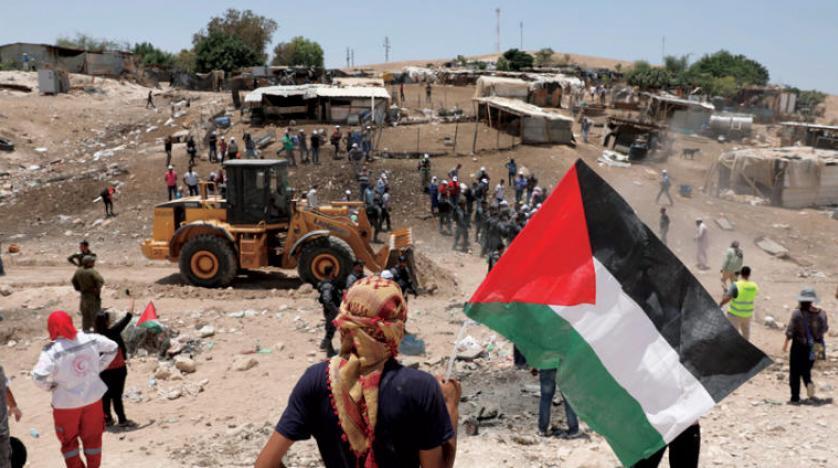 الجنائية الدولية تحذر إسرائيل من هدم تجمع الخان الأحمر