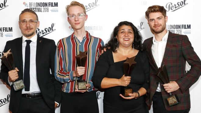 جائزة مهرجان لندن السينمائي لمخرجة إيرانية الأصل تناولت ضحايا الاستغلال الجنسي