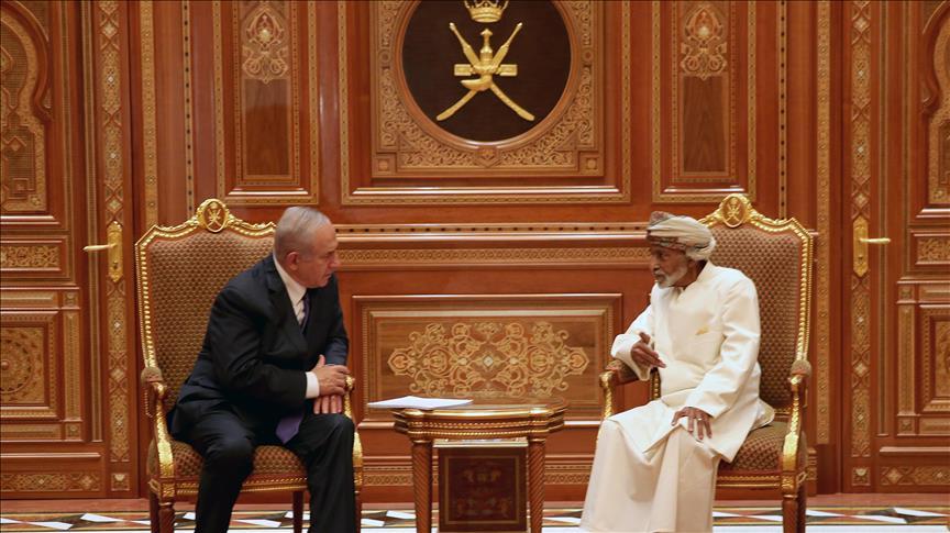 نتنياهو وزوجته يختتمان زيارة رسمية إلى سلطنة عمان