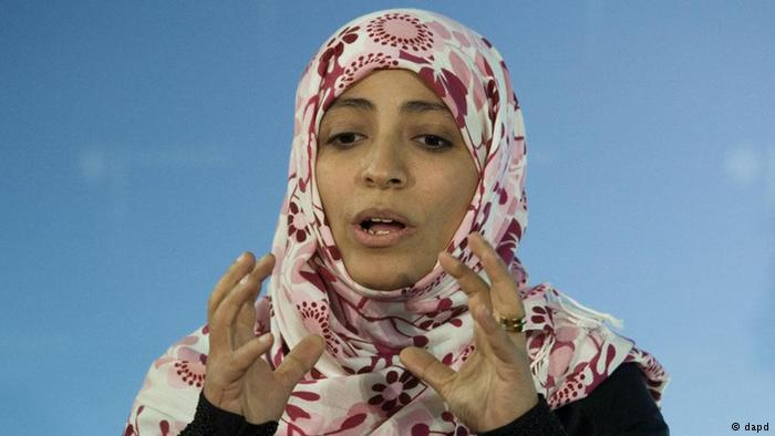 جهات مدنية تحشد الدعم لتجريد كرمان من جائزة نوبل