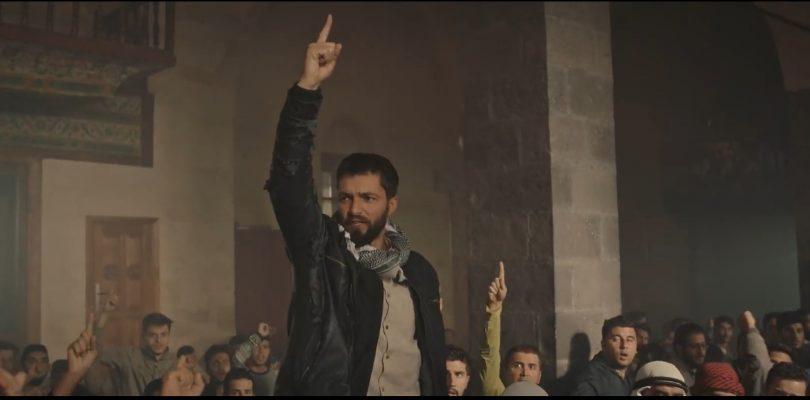 مشهد من فيلم درعا من أجل أخي