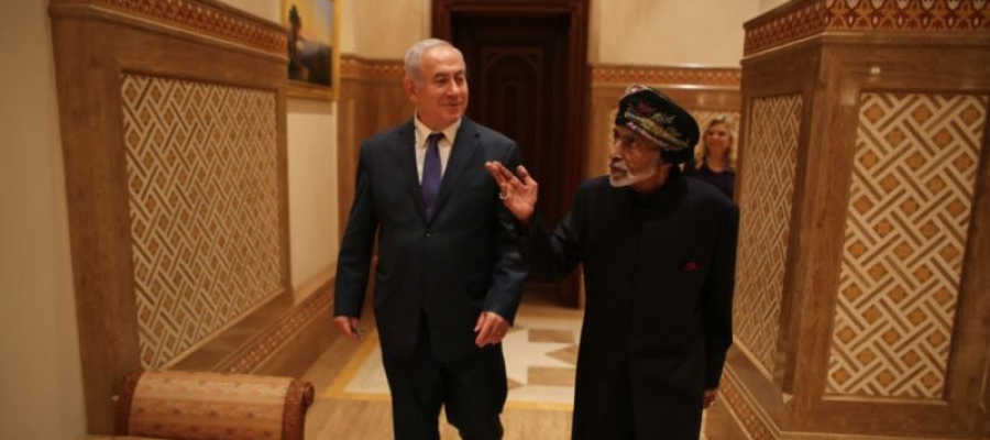 بلومبرج:زيارة نتانياهو لعمان تفتح باب الخليج لوزراء إسرائيل