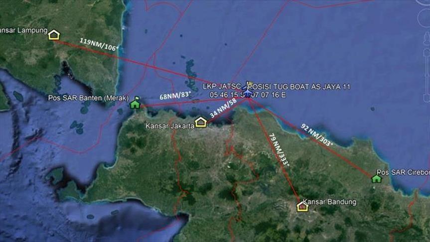 تحطم طائرة مدنية إندونيسية تقل 188 بعد دقائق من إقلاعها
