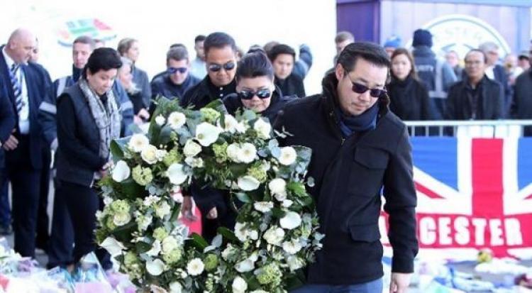 وصول جثمان مالك نادي ليستر سيتي لتايلاند وجنازته بحضور الملك