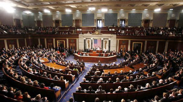 الديمقراطيون يفوزون بأغلبية الكونغرس والجمهوريون يحتفظون بمجلس الشيوخ