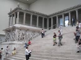 """متحف """"بيرجامون"""" يحتفل بإتمام أعمال ترميم واسعة النطاق بالربيع"""