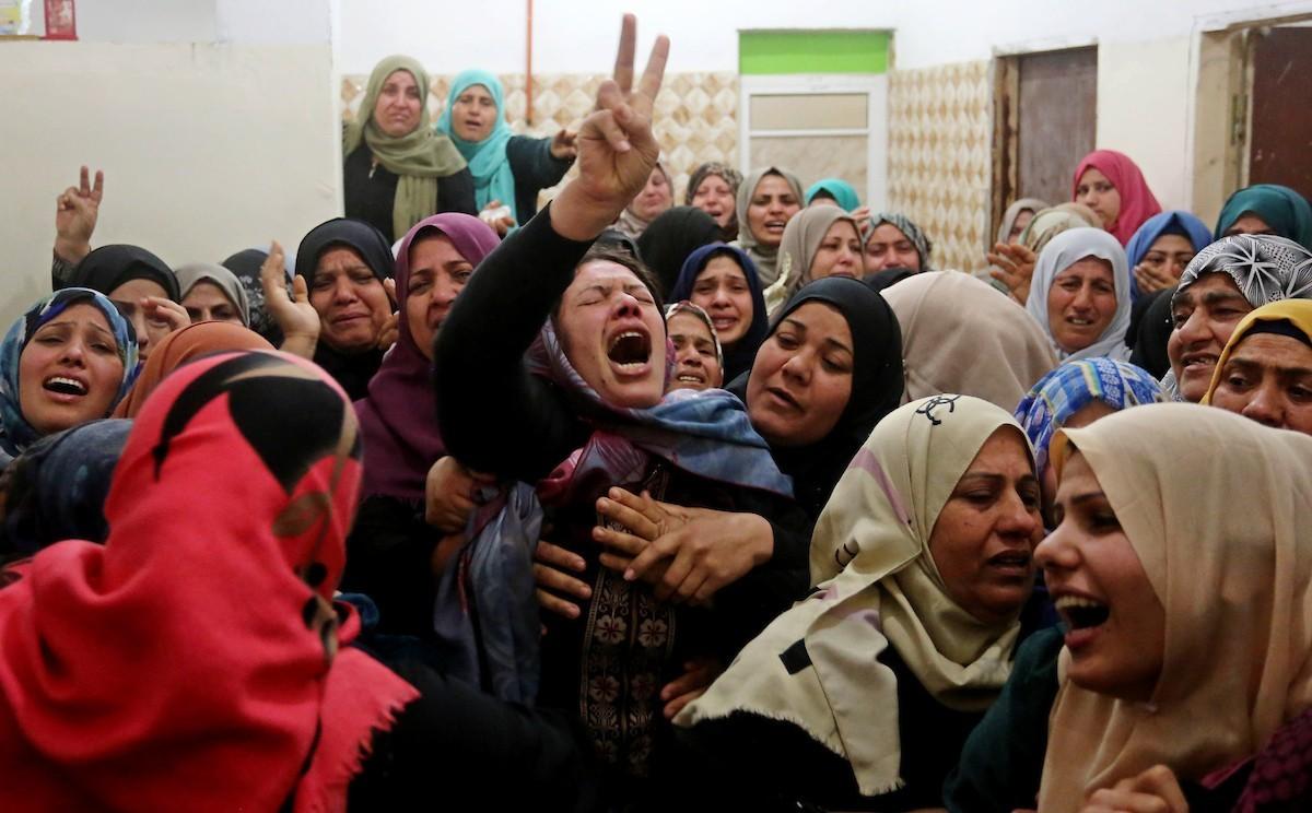 مقتل فلسطيني باحتجاجات مسيرات العودة في غزة