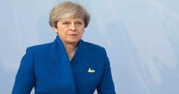 ماي تقاتل للحفاظ على بقاء خطتها للخروج من الاتحاد الأوروبي