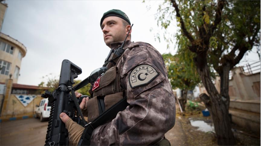 """""""فرقة المهام السورية"""" قوات تركية تواصل حفظ الأمن في عفرين"""