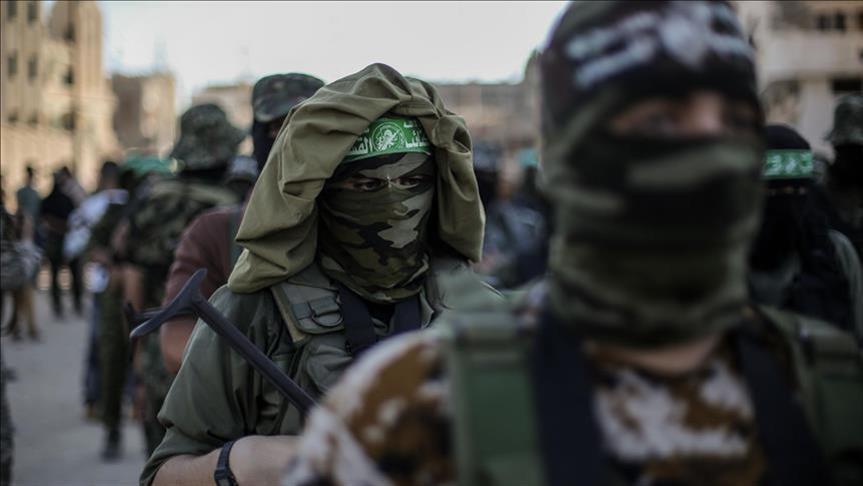 مسؤول بالمخابرات المصرية يشارك في مهرجان لكتائب القسام