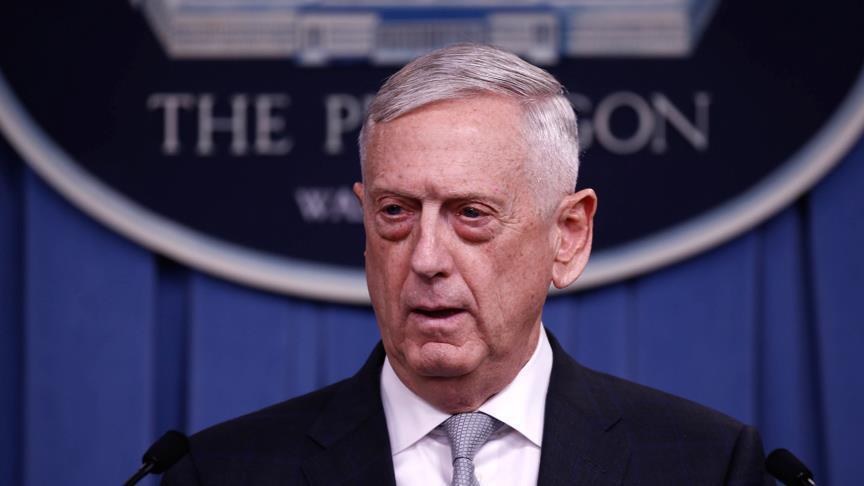 ماتيس:البيت الأبيض منحني سلطة استخدام الجيش ضد المهاجرين
