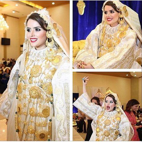 """""""الصدّارة ورداء الحرير حلم العرائس """" في ليبيا"""