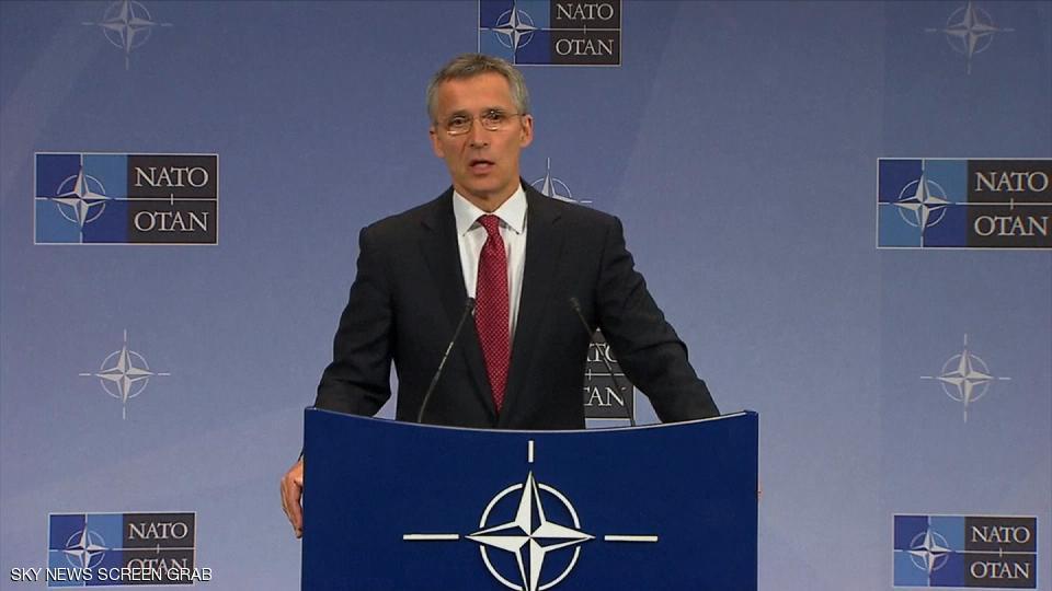 أمين عام الناتو يطالب روسيا بالالتزام الفوري بمعاهدة للصواريخ