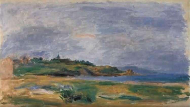 سرقة لوحة للرسام الفرنسي رينوار من دار مزادات في فيينا