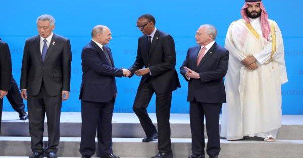 زعماء قمة العشرين منقسمون حول إصلاح منظمة التجارة العالمية