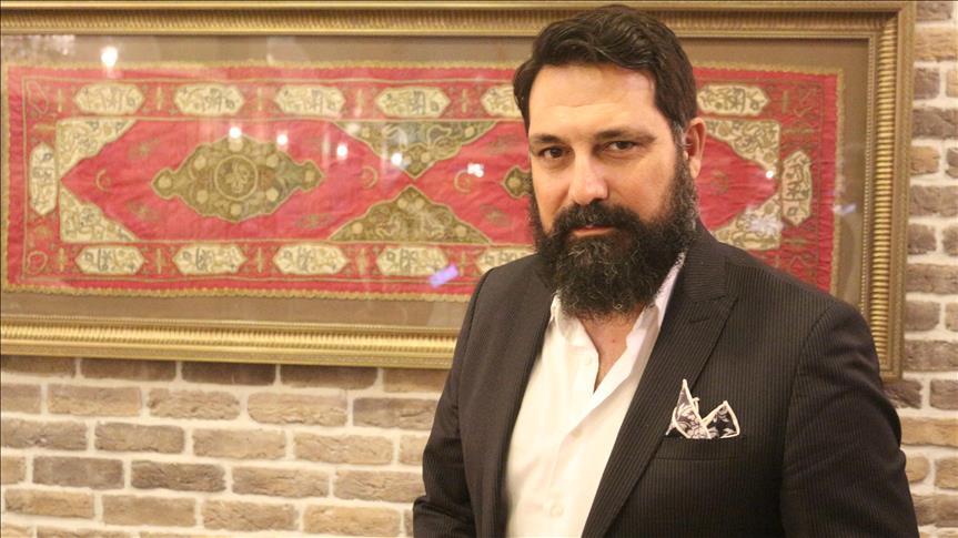 """بطل """"عبد الحميد الثاني"""": مسلسلنا ذو محتوى درامي سياسي"""