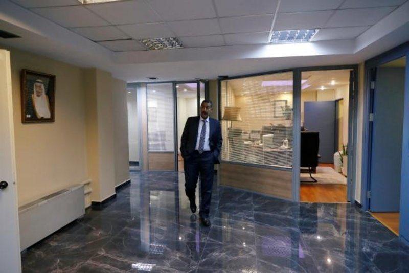 القنصلية السعودية في استانبول