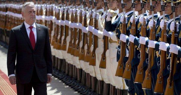 وزير الدفاع الاميركي يستقيل بعد قرار سحب القوات من سوريا
