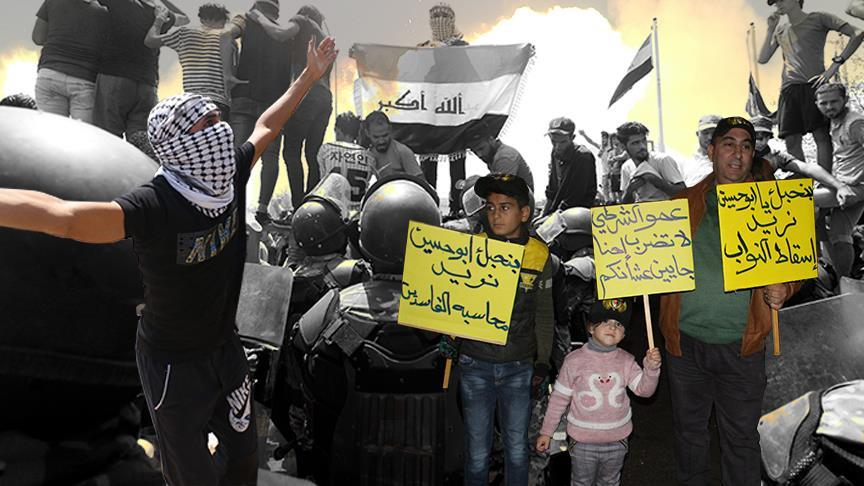 احتجاجات في 8 دول عربية بالتزامن مع ذكرى ثورات الربيع العربي