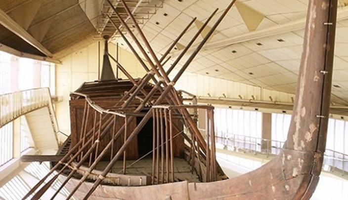 المتحف المصري الكبير يستقبل 559 قطعة أثرية