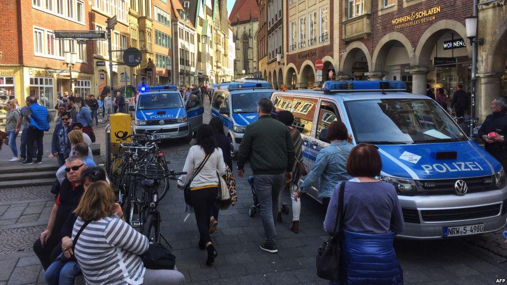 ألمانيا:إصابة 4 اشخاص في هجوم دهس يُحْتَمَل أنه بسبب الكراهية