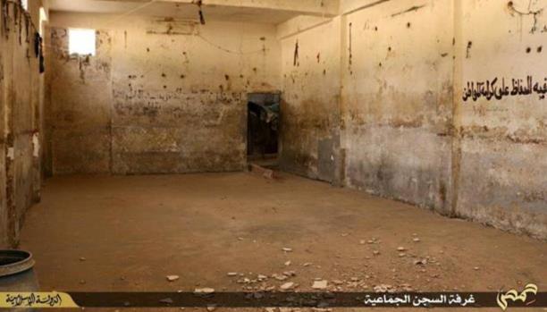تدمر افظع سجون النظام السوري