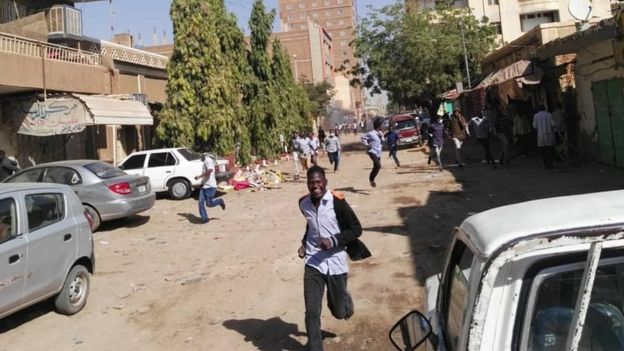 تجدد الاحتجاجات في العاصمة السودانية