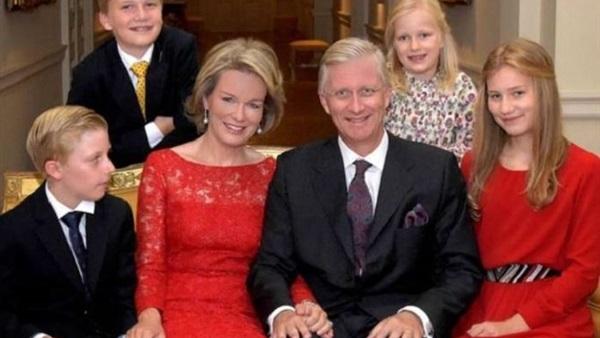 ملك وملكة بلجيكا وأبناؤهما يقضون 3 أيام وسط آثار الأقصر المصرية