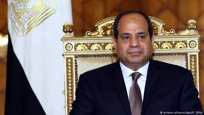 """مصر طلبت من""""سي بي اس"""" عدم بث مقابلة مع السيسي"""